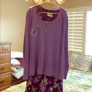 Sweater & Dress Set